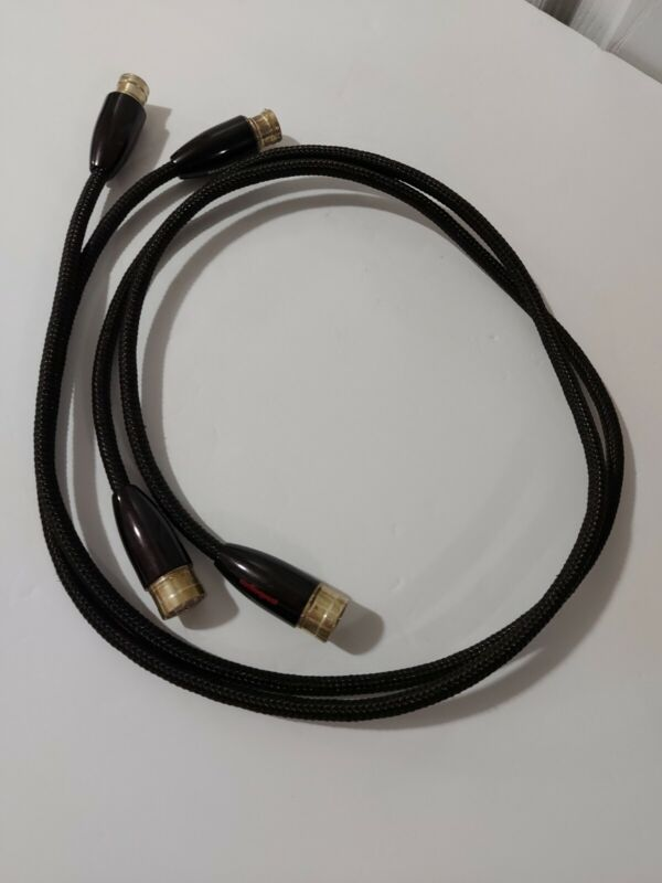 Audioquest Mackenzie Male XLR to Female XLR 1 meter pair