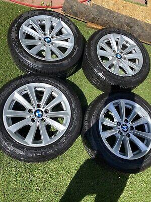 "BMW 5 Series F10 F11 2010-2017 SE 17"" Alloy Wheels & Tyres Style 236"
