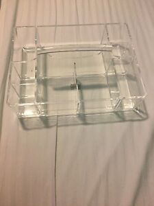 Acrylic Makeup Tray