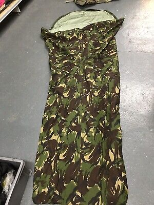 Excellent Genuine British Army Issue DPM Goretex Bivi / Bivvy Sleeping Bag Cover