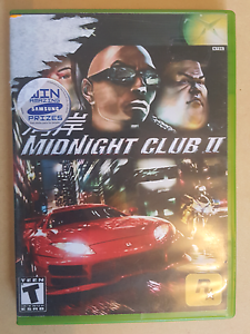 Xbox Midnight Club 2 Midnight Club ii South Morang Whittlesea Area Preview