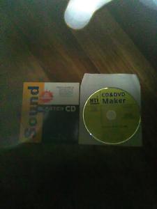 Sound blaster, NTI CD & DVD maker Karana Downs Brisbane North West Preview