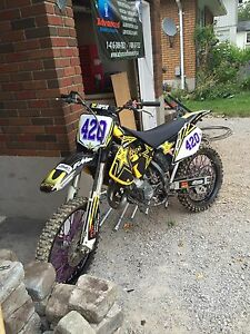 2000 rm 125 looking to trade for a 250 4stroke
