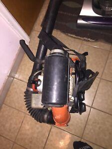 Echo PB-400 backpack leaf blower