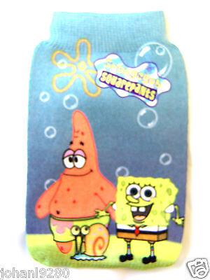 SpongeBob elastisch  gsm-,  mp 3/-4, ... - houder / hoesje 7 x 11 cm