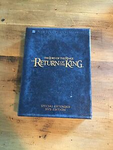 Lord Of The Rings The Return Of The King Dvd Extended Version