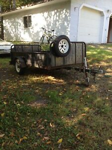 Utility trailer for sale,