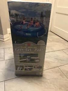 Fast -Set Pool Brand new in box