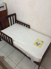 Almost new Baby cot & mattress Quinns Rocks Wanneroo Area Preview