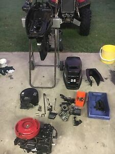 20 HP Mercury outboard wrecking Bushland Beach Townsville Surrounds Preview