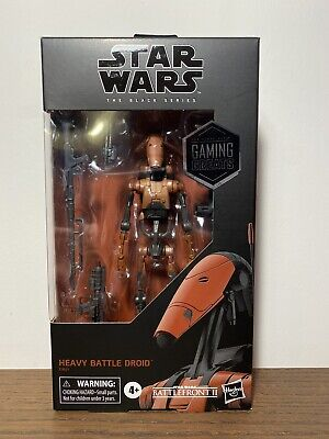 Star Wars Black Series: Heavy Battle Droid (Gaming Greats)