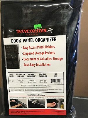 Winchester Door Panel Organizer DPO-46516- Safe -Worldwide ship