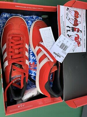 Adidas Manchester United Class Of 92 Size 7 BNIB Deadstock 279/1992