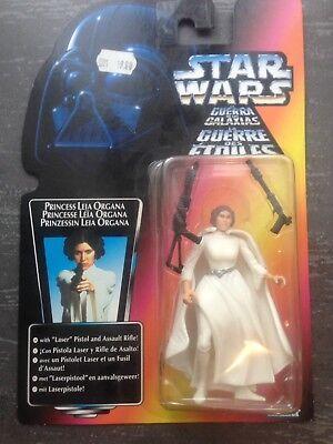 STAR WARS Figur Prinzessin Leia Organa POTF2 Kenner 1996 OVP