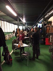 Golf Dome/Golf Simulators