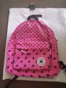 Pink converse backpack Goodna Ipswich City Preview