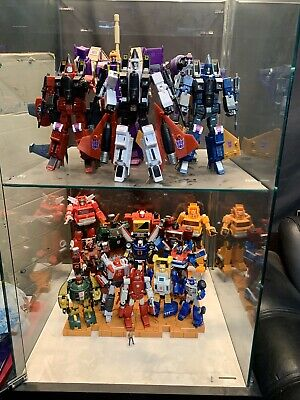 masterpiece transformers lot