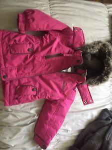 Osh Kosh winter coat and snow pants (snow suit)