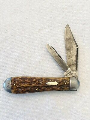 Vintage Remington R773 2-Blade Pocket Knife