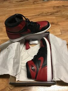 Air Jordan bred DS