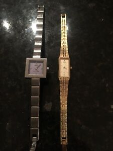 2 watches in good condition
