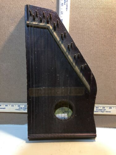 Antique The Harpenette E.P. Lawton