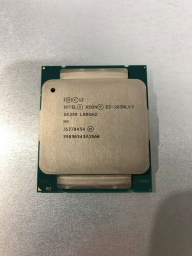 SR209 Intel Xeon E5-2630L v3 1.8ghz 8-Core CPU