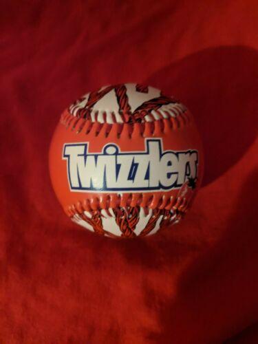 Twizzlers baseball licorice ball - hershey