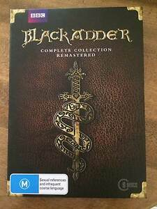 Black Adder - Complete Collection Craigieburn Hume Area Preview
