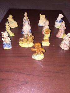 Wade Nursery Rhyme Figurines
