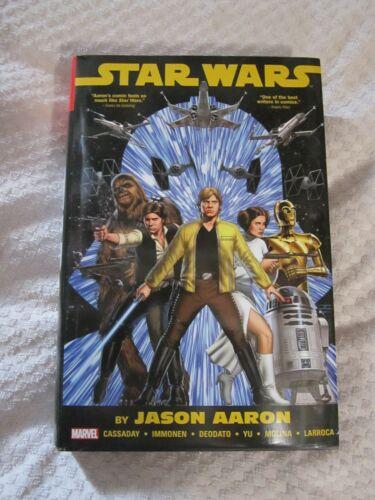 Star Wars by Jason Aaron Omnibus Marvel Comics
