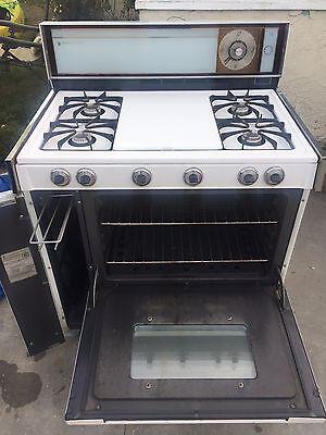 vintage retro 60u002639s magic chef stove topoven - Magic Chef Oven