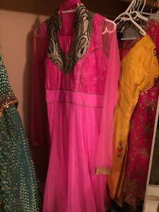 farak suit dress