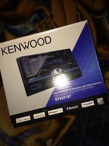 Kenwood after market universal Bluetooth radio