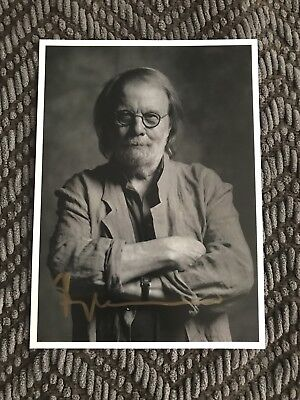 Benny Andersson Signed 6 X 8 Picture Autographed ABBA