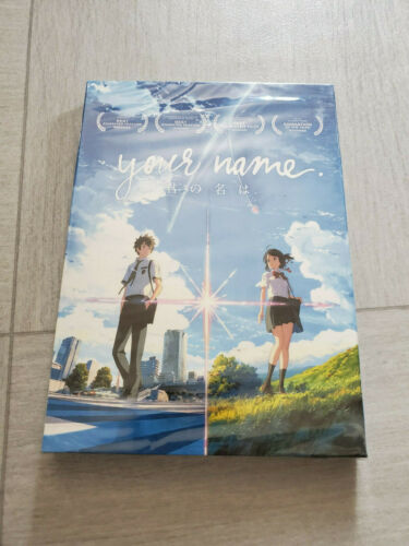 Your Name. (DVD, 2016) Kimi no Na No Wa Eng Sub and Dub Included!
