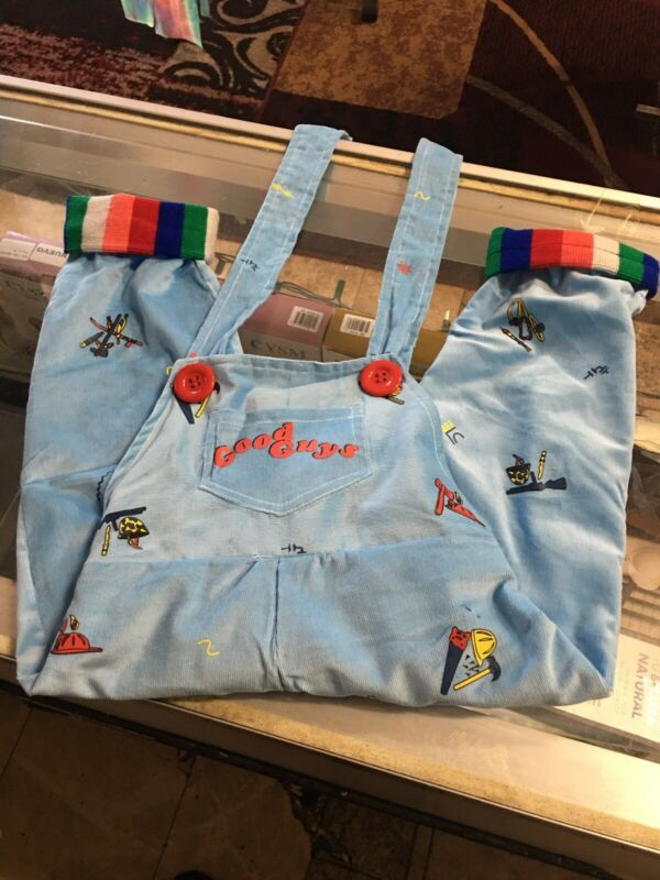chucky doll overalls life size