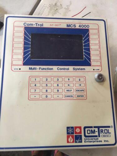 MCS4000 Comtrol Controller Board