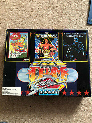 Commodore Amiga Game - The Dream Team
