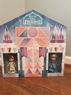 New Frozen 2 Advent Calendar Disney Store