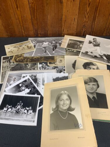 Lot of Larger Miscellaneous Vintage Photos