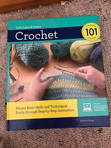 Learn to crochet Heidelberg Banyule Area Preview