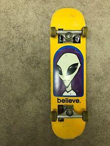 Alien Workshop skateboard