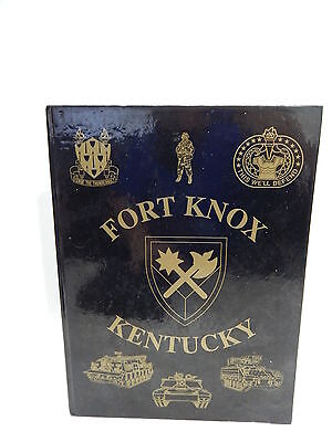 2010 Fort Knox Army Basic Training 81st Armor Regiment Company B Annual Yearbook