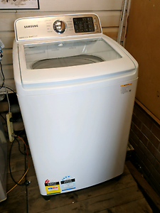 Samsung 7kg washing machine - 6 months old in excellent condition Condell Park Bankstown Area Preview