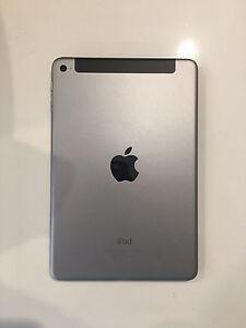 iPad Mini 4 - Black, Wifi + Cellular, 64GB Model - ORIGINAL BOX Burwood Heights Burwood Area Preview