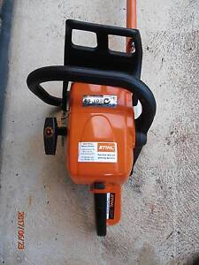 STIHL MS390 CHAINSAW - 20IN BAR EXCELLENT CONDITION Hahndorf Mount Barker Area Preview