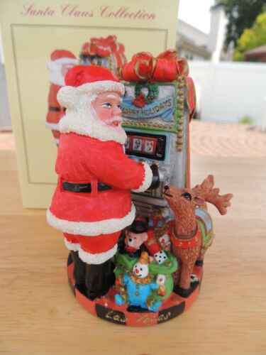 The International Santa Claus Collection - Las Vegas - SC107 - original box 2008