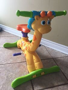 Vtech Ride and Learn Giraffe