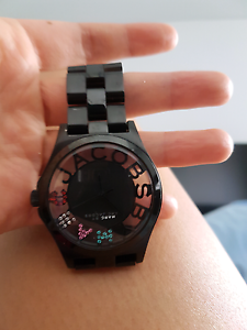 Marc by Marc Jacobs Ceramic crystal watch Meadowbank Ryde Area Preview